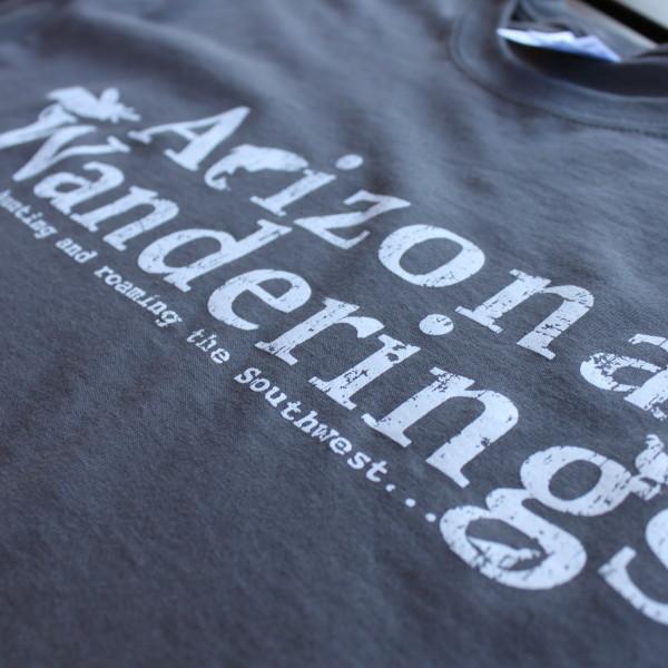 Arizona Wanderings T-shirt